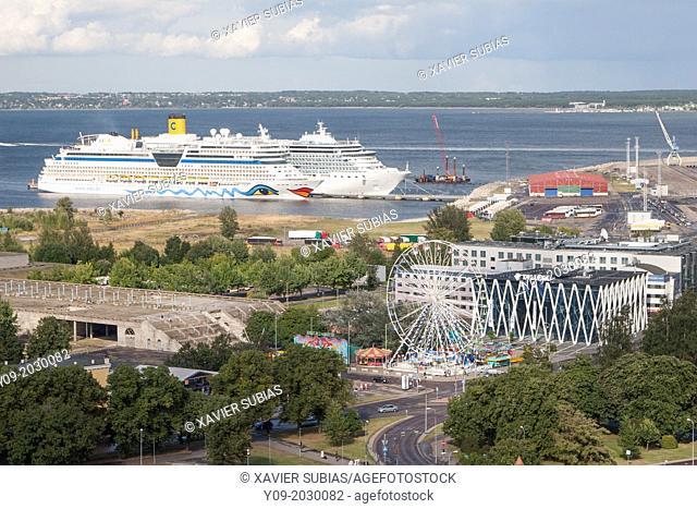 Port, Tallinn, Harju, Estonia