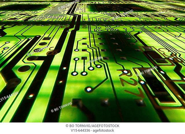 Information technology. Copenhagen. Denmark