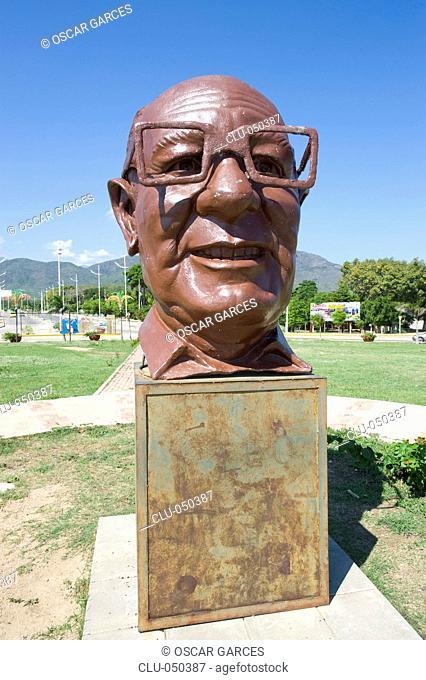 Alfonso Lopez Michelsen Monument, Valledupar, Cesar, Colombia