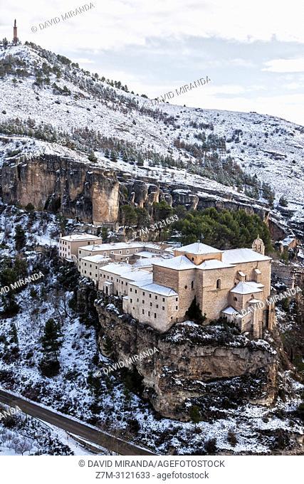 Convento de San Pablo (parador nacional de turismo). Cuenca. Castilla la Mancha, Spain