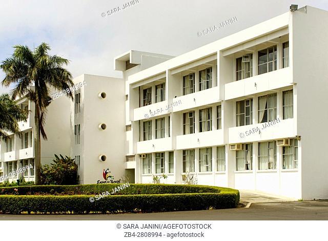 The Mahatma Gandhi Institute (MGI) in Moka, Mauritius, Indian Ocean, Africa