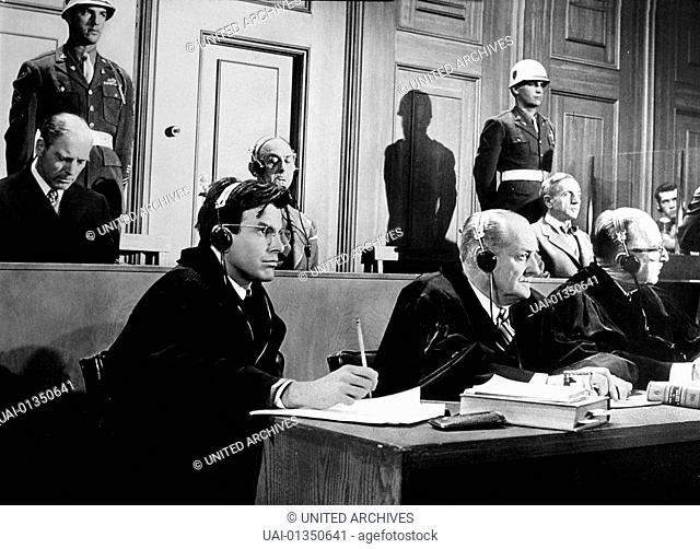 Das Urteil Von Nuernberg, Judgment At Nuremberg, Das Urteil Von Nuernberg, Judgment At Nuremberg, Burt Lancaster, Maximilian Schell Hans Rolfe (Maximilian...