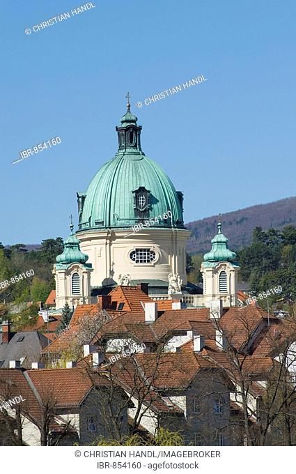 Margaretenkirche Church, Berndorf, Triestingtal Valley, Lower Austria, Europe