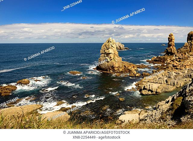 Liencres's Urros, Pielagos, Cantabria, Spain, Europe