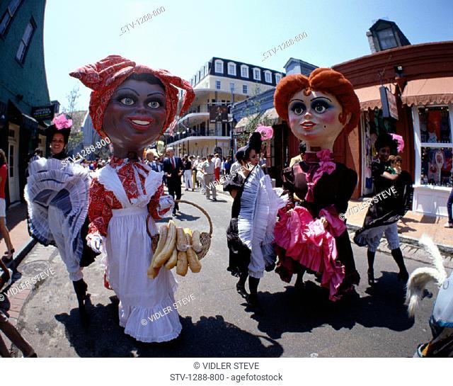 America, Celebrate, Celebrating, Celebration, Costumes, Holiday, Joy, Joyous, Landmark, Louisiana, Mardi gras, Masks, New orlean