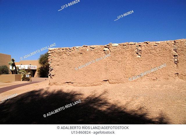 Pueblo Grande Museum & Archaeological Park, Phoenix, Arizona, United States