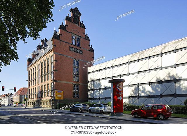 Muenster (Westfalen), D-Muenster, Westphalia, Muensterland, North Rhine-Westphalia, NRW, Archive of the Federal State North Rhine-Westphalia Department...