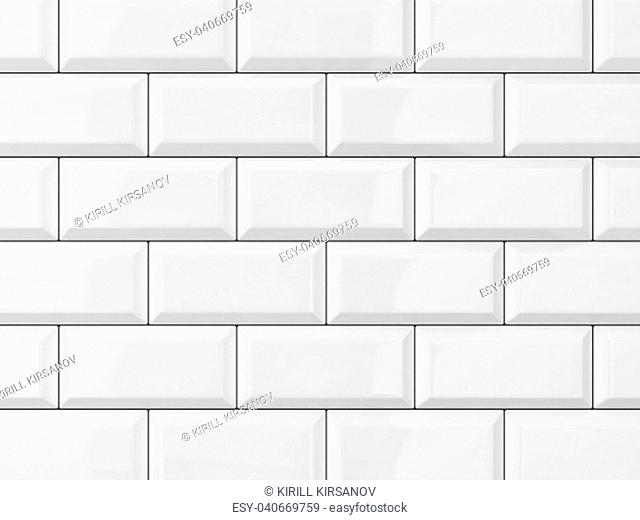 Modern wall tile. 3d background