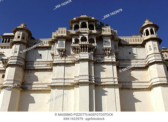 City Palace Complex, Udaipur, India