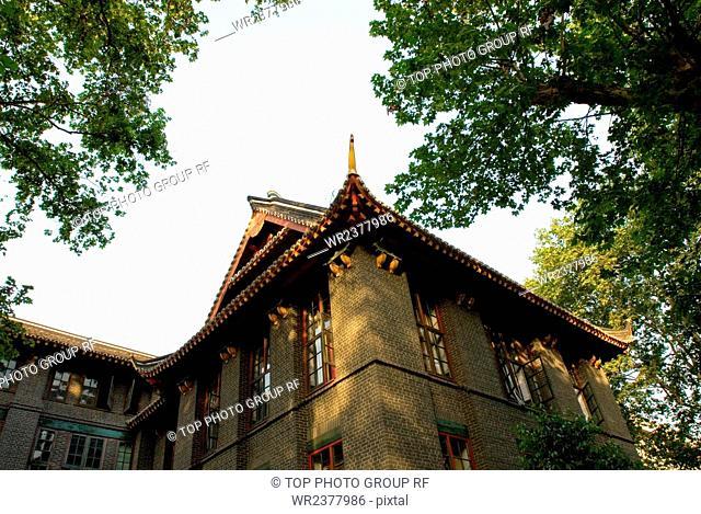 Chengdu ancient architecture