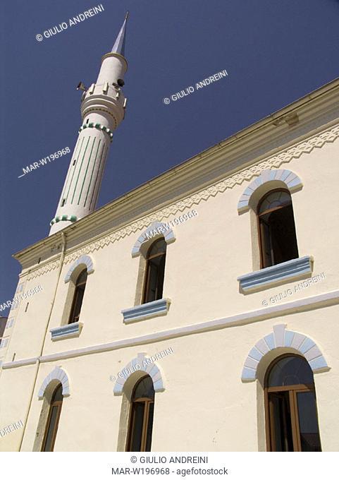 europe, greece, thrace, echinos, mosque