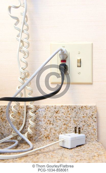 Fully Loaded Electrical Plug