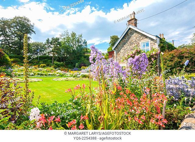 The Beechgrove Garden, Broughton, Peebleshire, Scotland