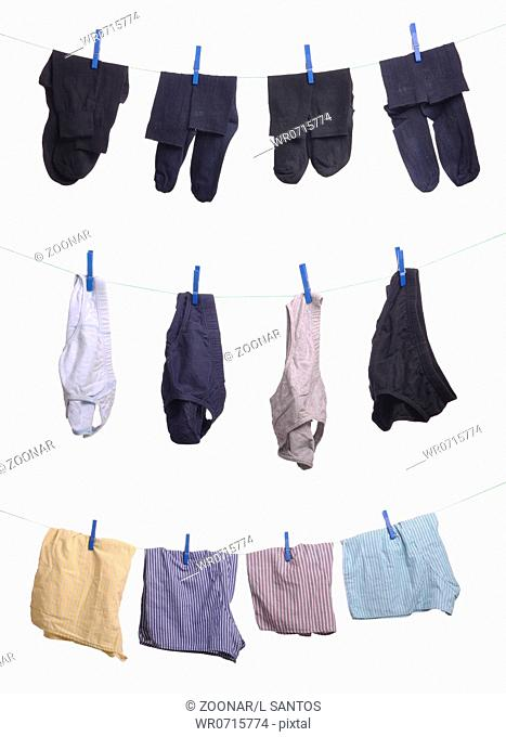 man underwear socks