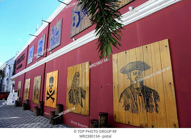 North America the Bahamas Pirates of Nassau Museum