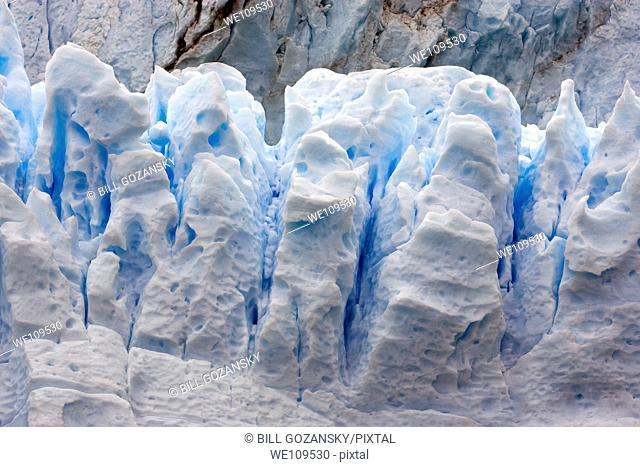 Perito Moreno Glacier - Los Glaciares National Park, near El Calafate, Argentina