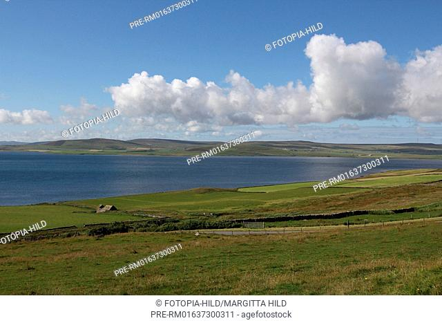 Island of Rousay, Orkney Islands, Scotland, United Kingdom / Insel Rousay, Orkney Inseln, Schottland, Großbritannien