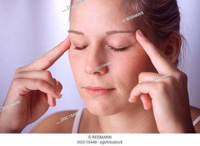 Manual reflex zone massage