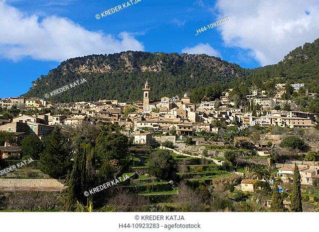 Majorca, Mallorca, Balearic Islands, island, isle, islands, isles, Spain, Europe, Spanish, Europe, European, outdoors, outside, day, nobody, Valldemossa