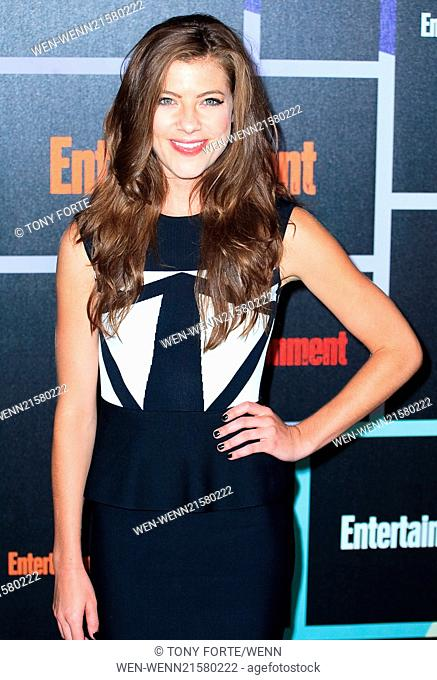 Entertainment Weekly Party held at the Hard Rock Hotel - Arrivals Featuring: Devin Kelley Where: San Diego, California, United States When: 26 Jul 2014 Credit:...