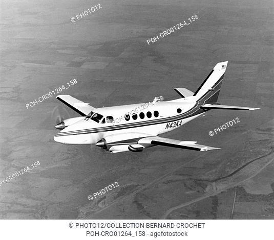 Beechcraft Aircraft Stock Photos And Images Age Fotostock