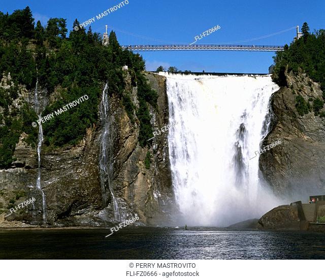 Montmorency Falls Park, Beauport, Quebec