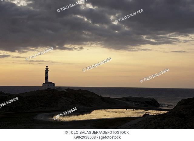 Cap de Favaritx. (2011). Minorca, Balearic Islands, Spain