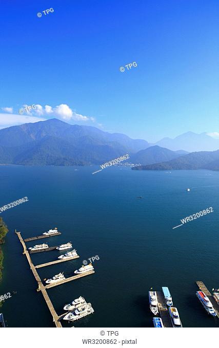Sun Moon Lake Shuishe Pier
