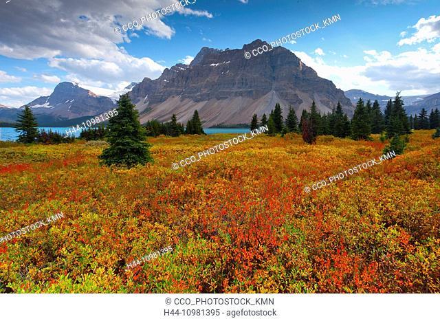 Emerald Lake in Jasper National Park in British Columbia