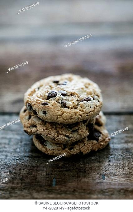 Cookies. Chocolate Chips