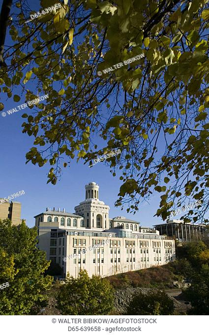 Carnegie-Mellon University. Pittsburgh. Pennsylvania. USA
