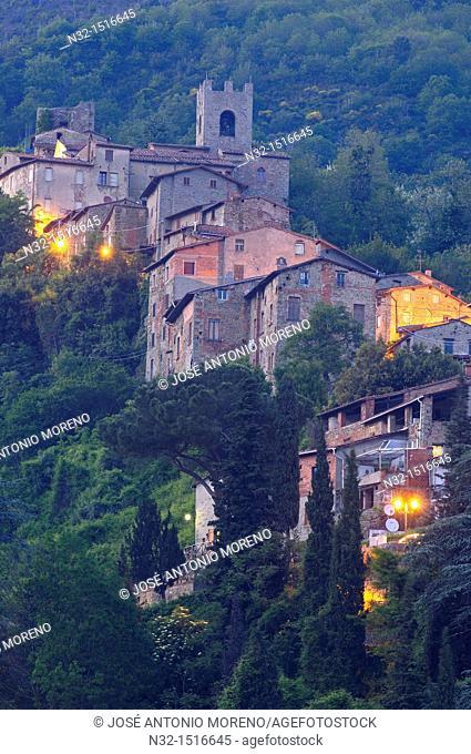 Collodi, Valdinievole, Tuscany, Italy