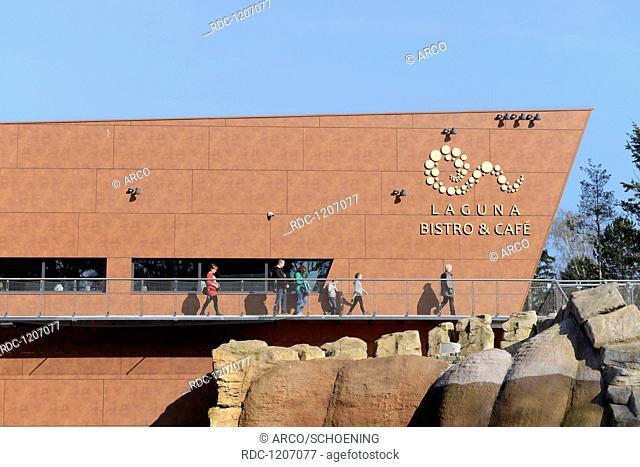 Afrykarium, Zoo, Breslau, Niederschlesien, Polen
