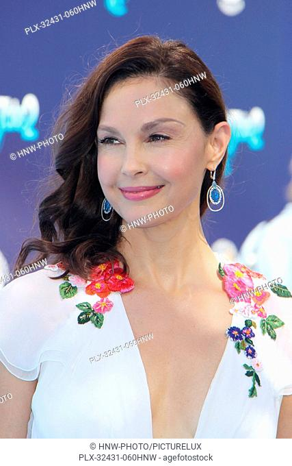 Ashley Judd 09/07/2014 Dolphin Tale 2 Premiere held at the Regency Village Theatre in Westwood, CA Photo by Kazuki Hirata / HNW / PictureLux