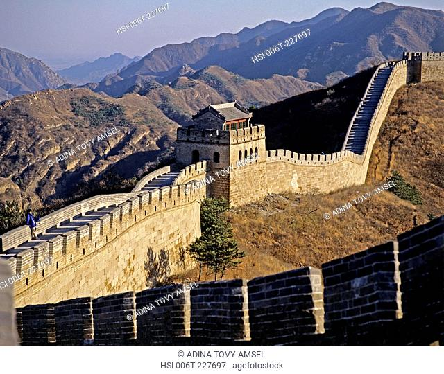 The Great Wall. China