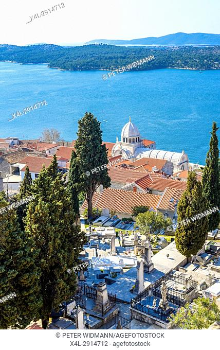 UNESCO World Heritage, Sibenik, Croatia