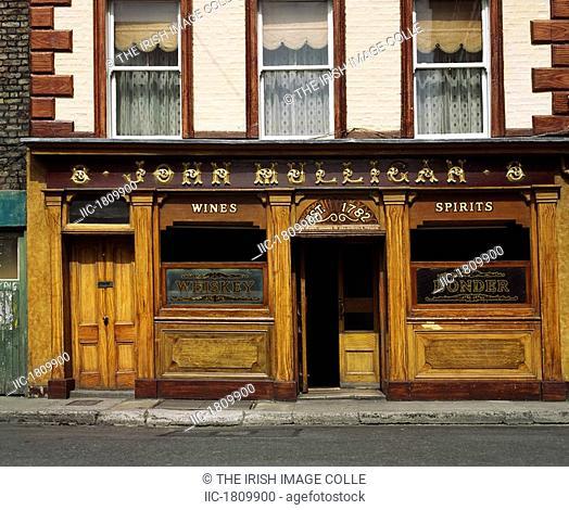 Mulligans Pub, Poolbeg Street, Dublin, Ireland