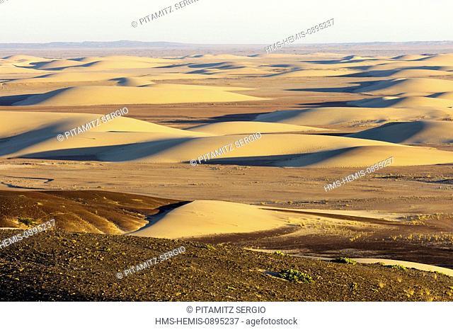 Namibia, Skeleton Coast National Park, Sand dunes