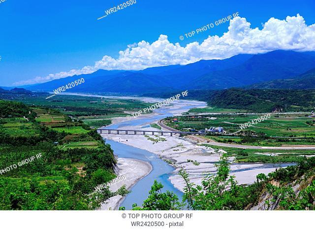 the hsuikuluan river rafting