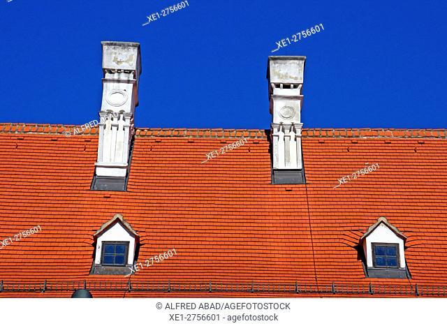 Roof, Klosterneuburg, Austria