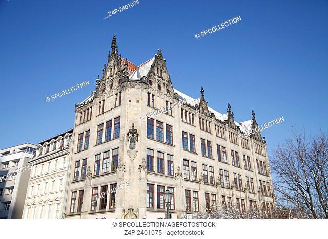 wedding house in berlin