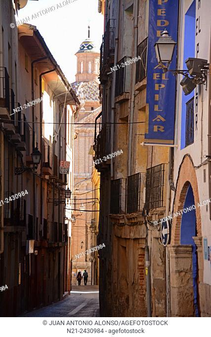 Calatayud, Zaragoza, Aragon, Spain, Europe