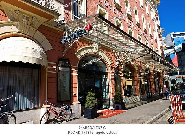 Restaurant Moser-Verdino, Klagenfurt, Carinthia, Austria, Hotel Arcotel Moser-Verdino