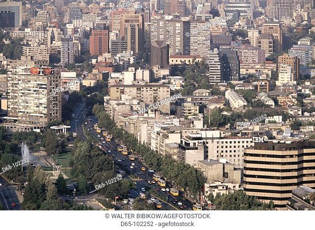 Providencia, Santiago. Chile
