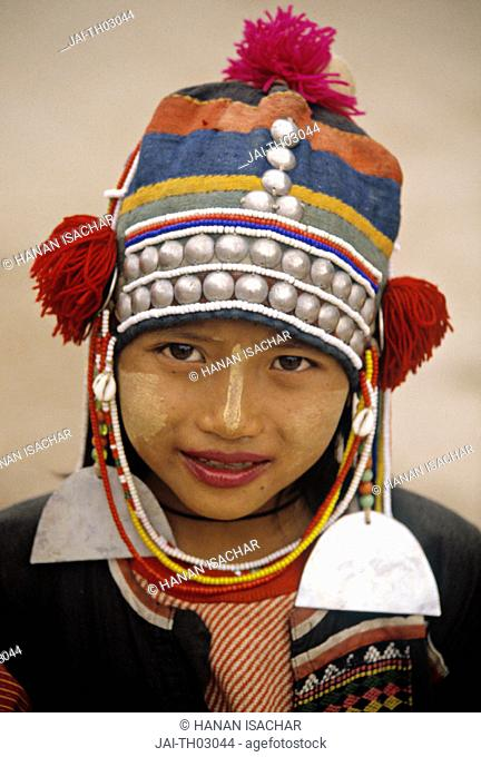 Hakka Girl, Northern Thailand