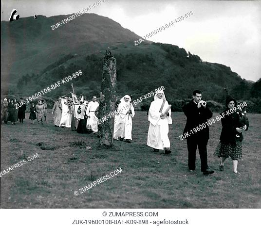 Feb. 28, 2012 - Mull goes Druid: Scottish Isle is venue for first druidic gathering in the North since 'The vanishing of the ancient days': On the almost...