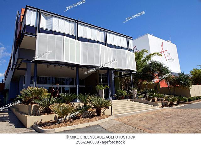 The Arts Centre, Bundall, Gold Coast, Queensland, Australia