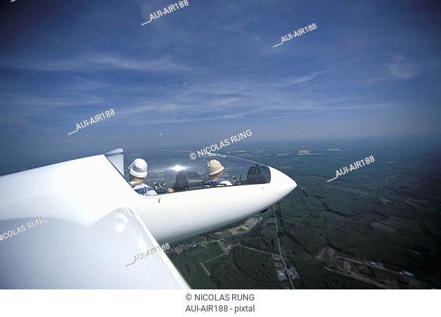 Aerian Leisure - Glider - In the Sky