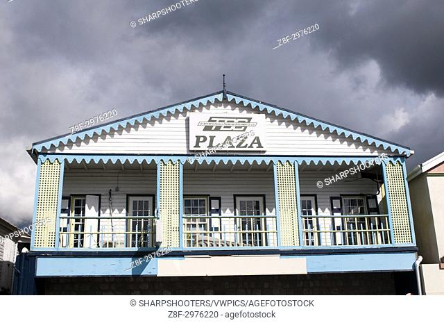 Charlestown, Nevis, Caribbean
