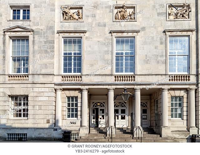 The Crown Court, Lewes, East Sussex, UK